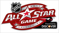 2011 NHL All-Star Game logo